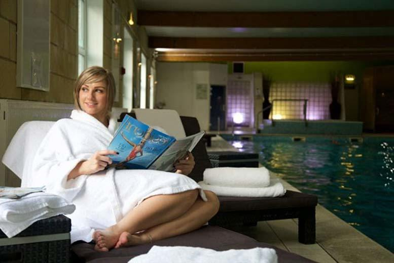 £49 for a spa retreat with lunch for two people at one of seven spa locations from Buyagift!