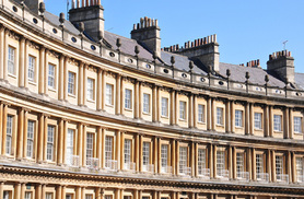 £69 (at Brooks Guesthouse) for 1nt Bath break for two people inc. breakfast, a bottle of Prosecco and chocolates, £109 for 2nts - save up to 54%