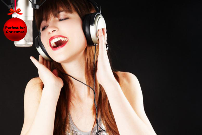£15 for a 2hr recording session, £29 for a 4hr recording session or £69 for a 6hr music video experience at Wobbly Music, Accrington - save up to 62%