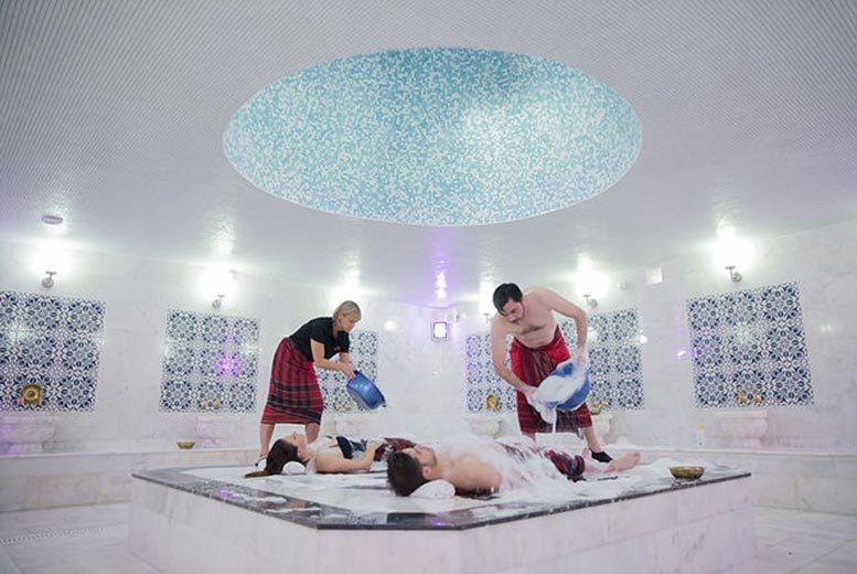£39 for a hammam spa ritual and three-hour spa access for one person, £69 for two people at The Old Hammam & Spa, Edmonton - save up to 54%