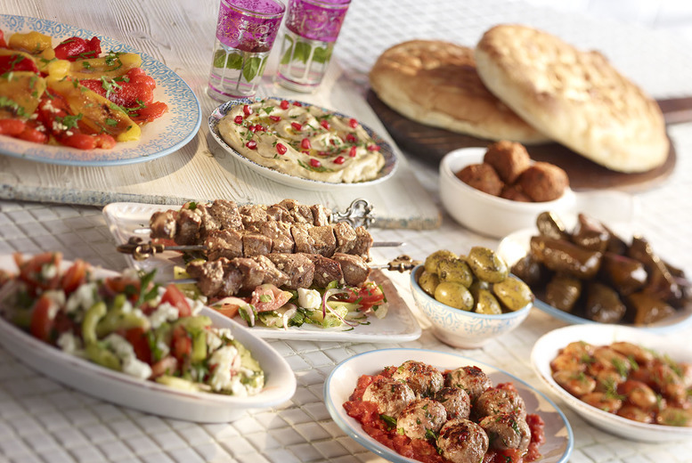 £8 for a £22 voucher to spend on food for two people at The Olive Tree Greek Restaurant, Chapel Allerton or Headingly - save up to 64%