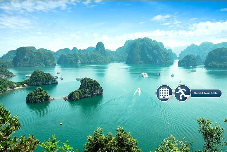 From £369pp (from Go Asia Travel) for a 10-day Vietnam tour with 3* accommodation, from £565pp with 4* or from £749pp with 5* accommodation - save up to 64%