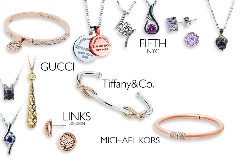 £10 for a mystery jewellery deal - Tiffany & Co, Fifth NYC, Links of London, Michael Kors & More!