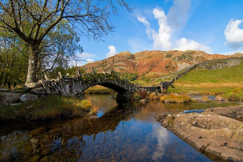 £59 for an overnight Cumbria stay for two with dinner, tea or coffee, cake and breakfast, £89 for two nights or £119 for three nights - save up to 63%