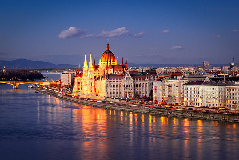 From £59pp instead of £144.70pp (from Cheap Cost Holidays) for a two-night Budapest city break including flights, from £79pp for three nights - save up to 59%