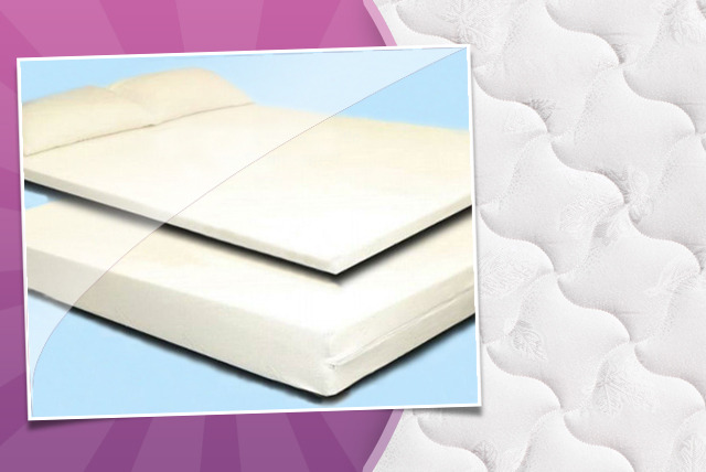£29.99 instead of £59.99 (from Better Bargains) for a single memory foam mattress topper, £39.99 for a dbl or £43.99 for a kng - save up to 50%