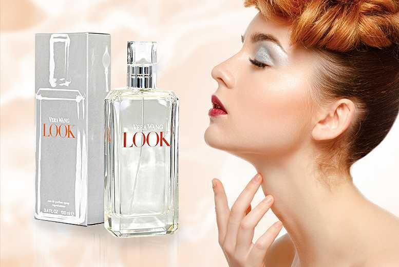 £18 instead of £72 (from The Beauty Store) for a 100ml bottle of Vera Wang Look eau de parfum - save 75%