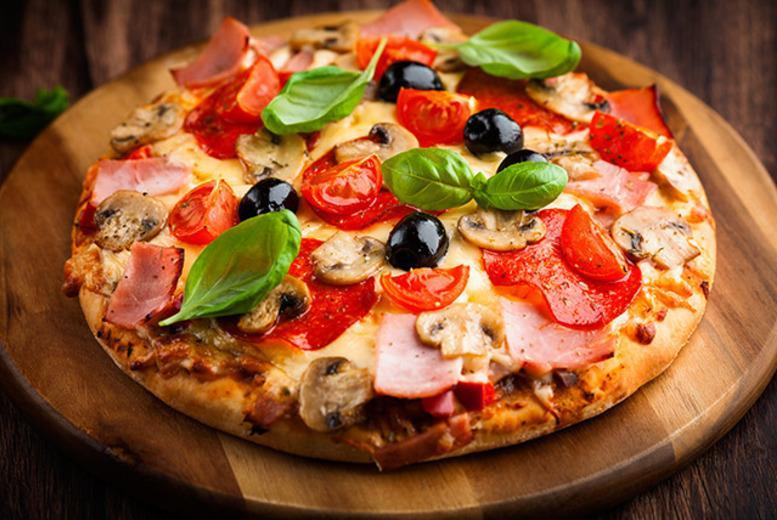 £12 for two pizzas and a bottle of wine to share at Bar Groove, Glasgow
