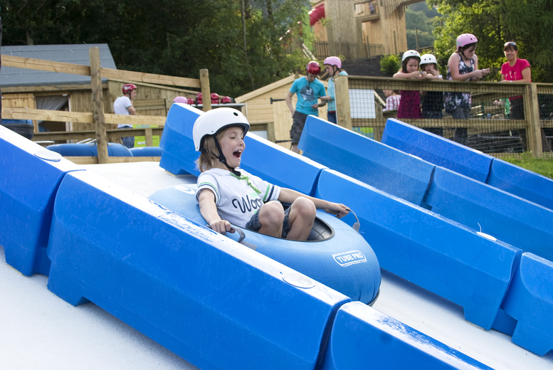 £14 instead of £24 for ten supertubing rides for two people, or £28 for four people at Supertubing, Victoria - save up to 42%