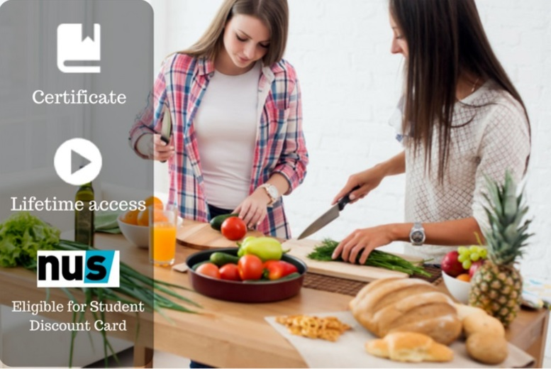 The Best Deal Guide - Vegan & Vegetarian Cooking Course