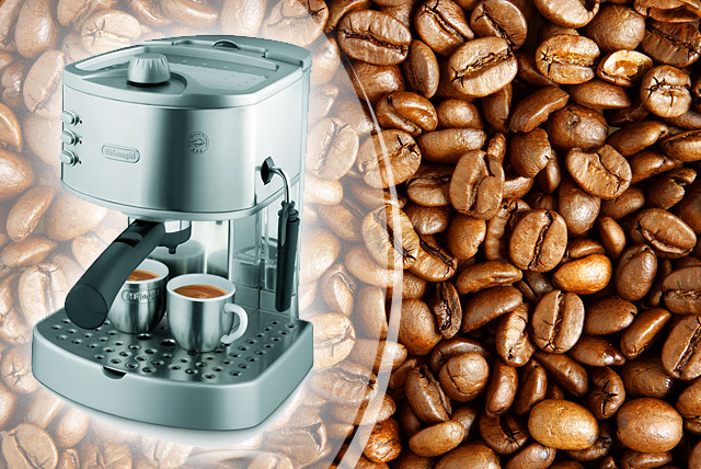 £72.99 instead of £117.79 (from cheapelectricals.co.uk) for a DeLonghi EC330S cappuccino and espresso machine  - save 38%