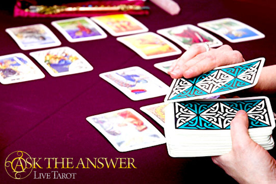 £10 instead of £21 for a 30 minute telephone Tarot or Psychic Reading with Ask The Answer Live Tarot – consult your cards & save 52%