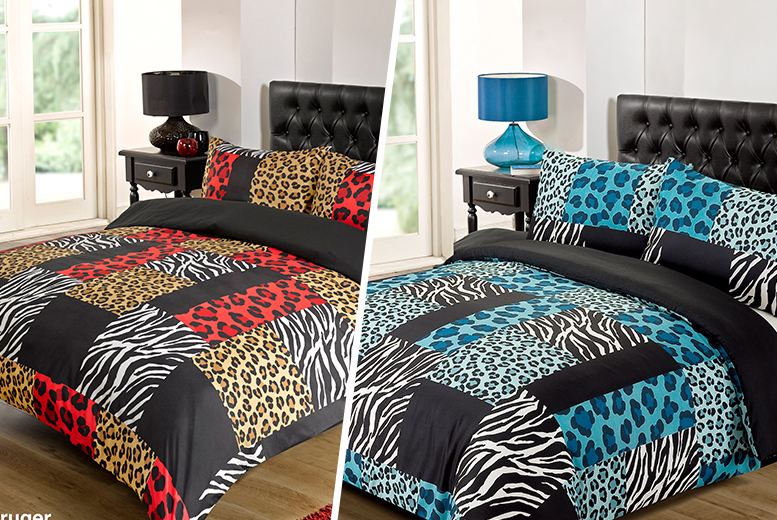 £7.99 for a single Kruger duvet, £11.99 for a double, £12.99 for a king or £14.99 for a super king from Wowcher Direct – save up to 78%
