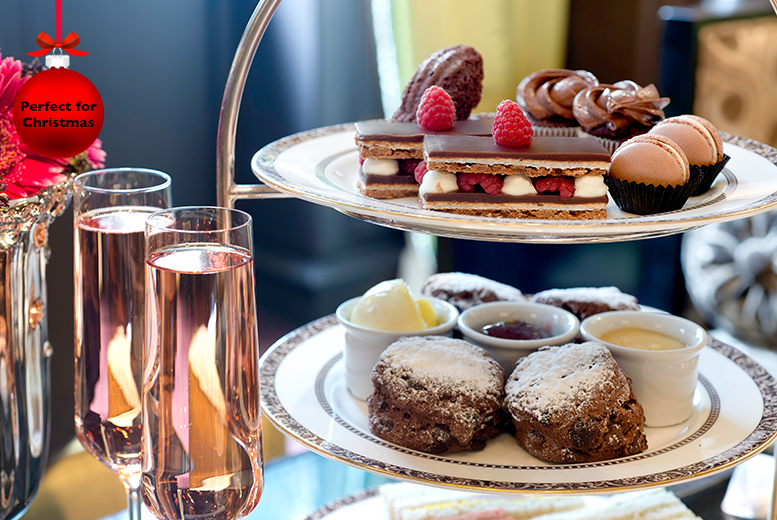 £34 instead of £70 for a Champagne afternoon tea for 2 at Flemings Hotel, Mayfair - save 51%