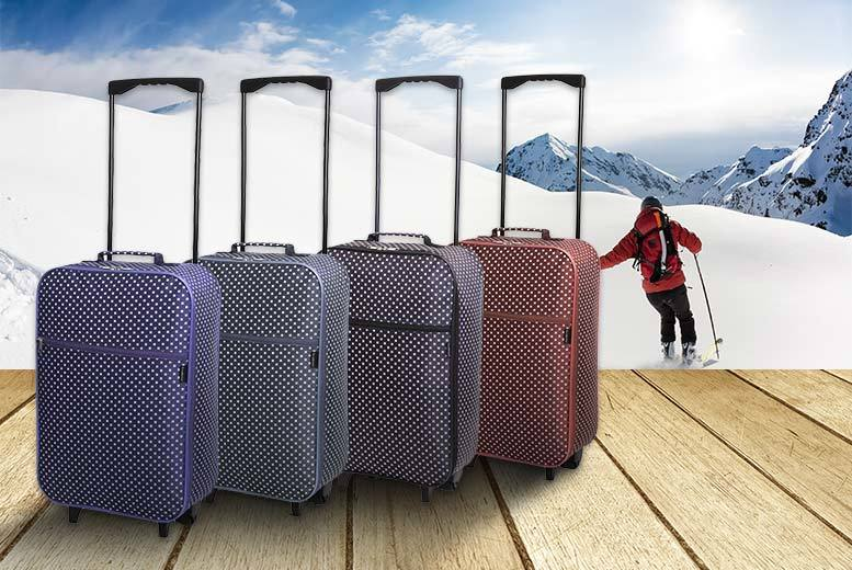 Slimbridge Cabin-Approved Hand Luggage - 4 Styles!