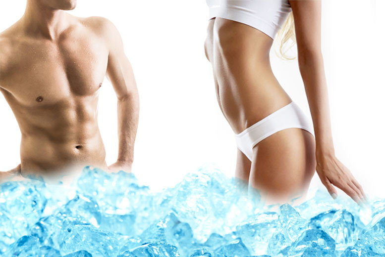 Lipo Freeze and Skin Tightening Treatment - Choice of 10 Areas!