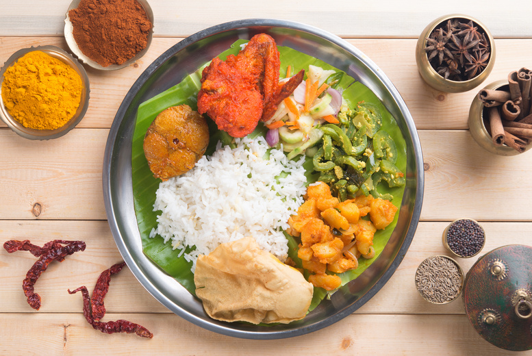 £19 for a two-course Indian meal for two including a bottle of wine to share, £36 for four people with two bottles of wine at Miah's Kitchen, Leeds - save up to 60%