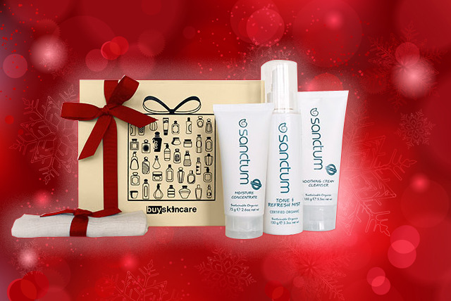 £15 for a £30 voucher (from Buy Skincare) to spend on 1 of 9 certified organic skincare gift sets - save 50%