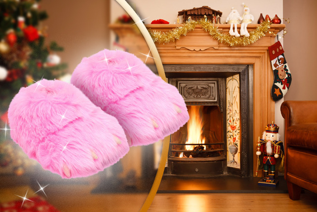 £12 instead of £16 (from Monster Slippers) for a pair of monster slippers in a range of designs- keep your feet warm this winter and save 25%