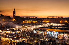 From £89pp (with iFly) for a 2nt Marrakech break inc. return flights and breakfast, from £119pp for 3nts or from £149pp for 4nts - save up to 36%