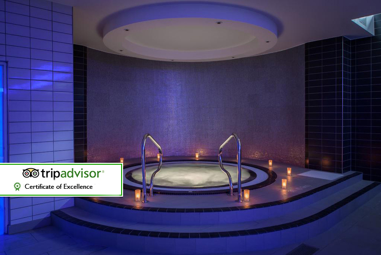£49 for a luxury spa experience for one with two treatments and a cocktail, or £95 for a romantic two-person experience at Crowne Plaza Hotel, Newcastle - save up to 56%
