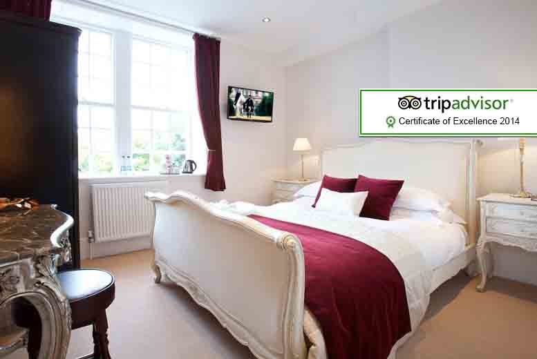 £129 instead of up to £192.90 (at The Craven Heifer) for a 1nt stay for 2 inc. a 7-course tasting menu and breakfast, or £169 for 2nts - save up to 43%