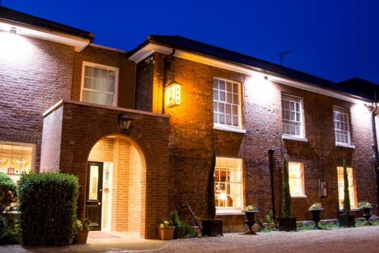 Norfolk Break, 5-Course Dinner and Afternoon Tea for 2