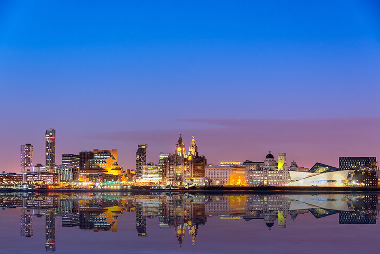 £59pp (from OMGhotels.com) for an overnight Liverpool hotel stay including breakfast and a ticket to The Beatles Story exhibition - save up to 46%
