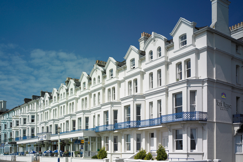 £59 for an Eastbourne break for two with breakfast, £69 to include dinner, £99 for two nights without dinner, £119 for two nights with dinner - save up to 42%