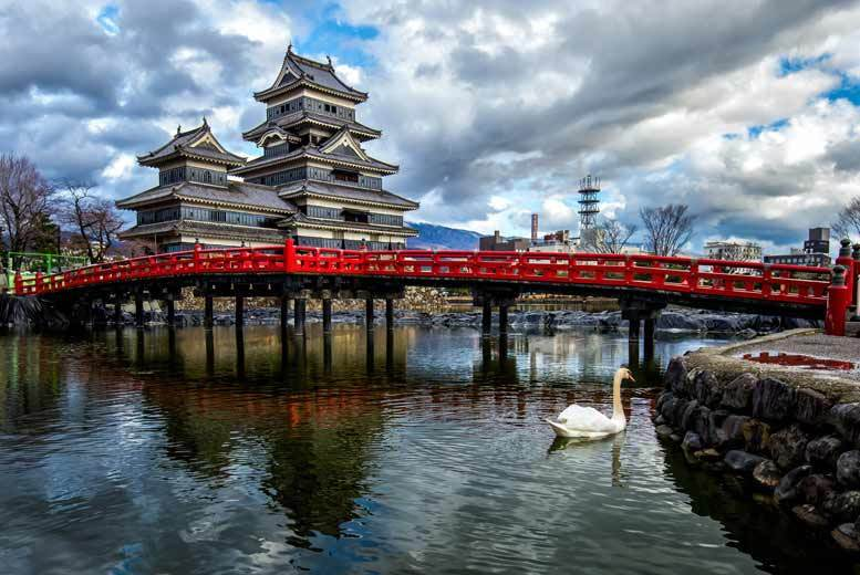 From £849pp (from Crystal Travel) for six-nights in Tokyo and five-nights in Beijing with flights and the option to pay £350pp deposit today - save up to 25%
