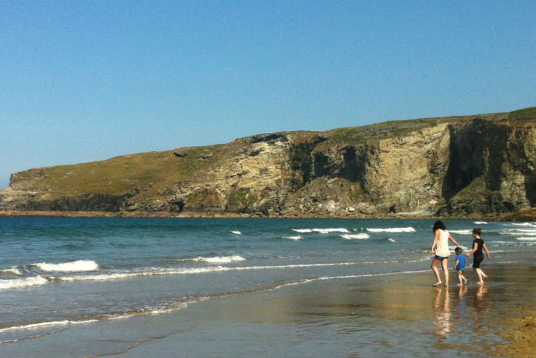 From £139 (at Coombe Farm Cottages) for a three-night Cornwall cottage stay for up to six people, from £149 for a four-night stay - save up to 61%