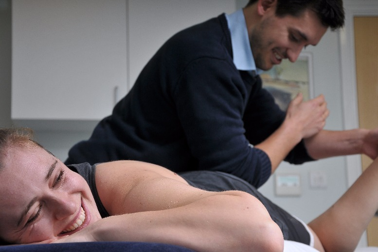 From £14 for an osteopathy session or two osteopathy sessions (£24) from Just one body - save up to 78%