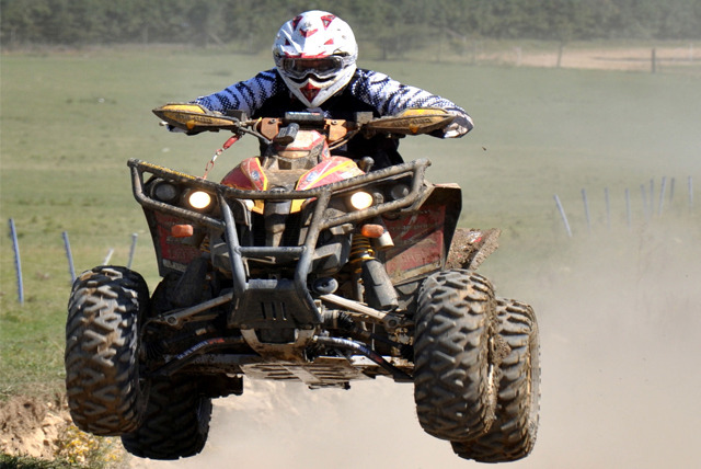 £21 instead of £45 for a 90 minute quad biking experience for 1, £37 for 2 or £69 for 4 at The Elsham Activity Centre – save up to 53%