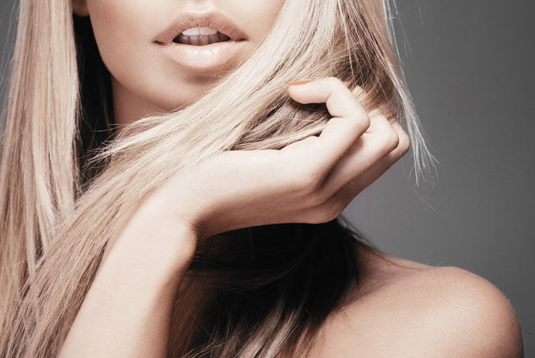 From £29 for a wash, cut, blow dry, treatment & half head of highlights or full head of highlights (£39) from Alan Lawrence
