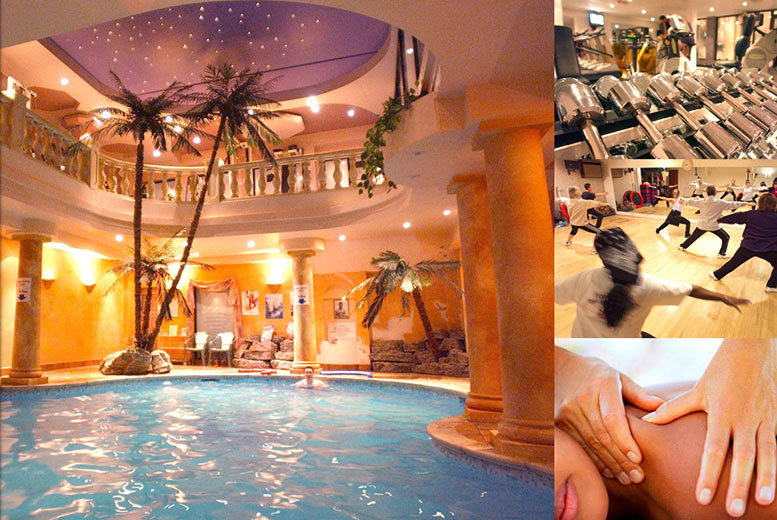 £59 (at The White Hart) for an overnight stay for two with breakfast, leisure club access and a bottle of wine, £89 for two nights, £129 for three nights - save up to 54%