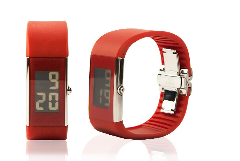 Womens Rosendahl Digital Watch