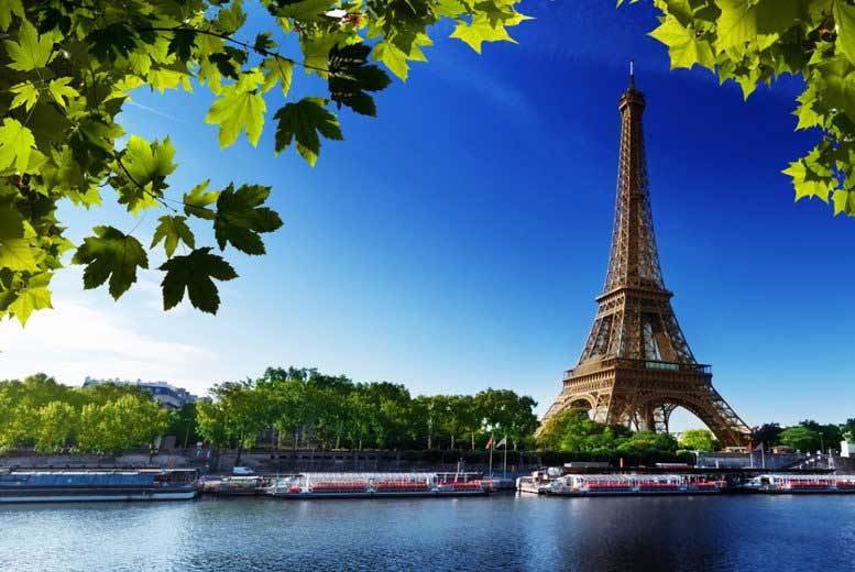 From £79pp for a Paris day trip & river cruise, from £129pp for an overnight stay, from £189pp for two nights, tour and chocolate museum, from £225pp for three nights - save up to 43%