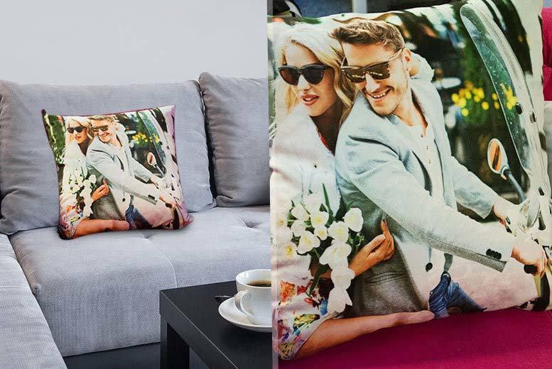 Personalised Cushion - 2 Sizes!