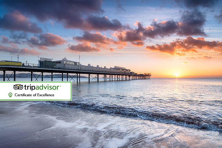 £69 (at The Richwood) for a two-night Torquay break for two people including a simple English breakfast or £99 for three nights - save up to 55%