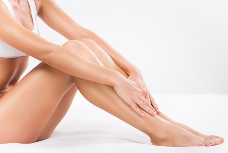 £49 for six sessions of IPL hair removal on a small area, £69 on a medium area or £89 for a large area with Naturalaser - choose from 12 locations and save up to 78%