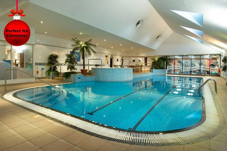 £29 for a spa day for one person including a 30-minute massage, or £58 for two people at Body Synergy, Hilton East Midlands - save up to 59%
