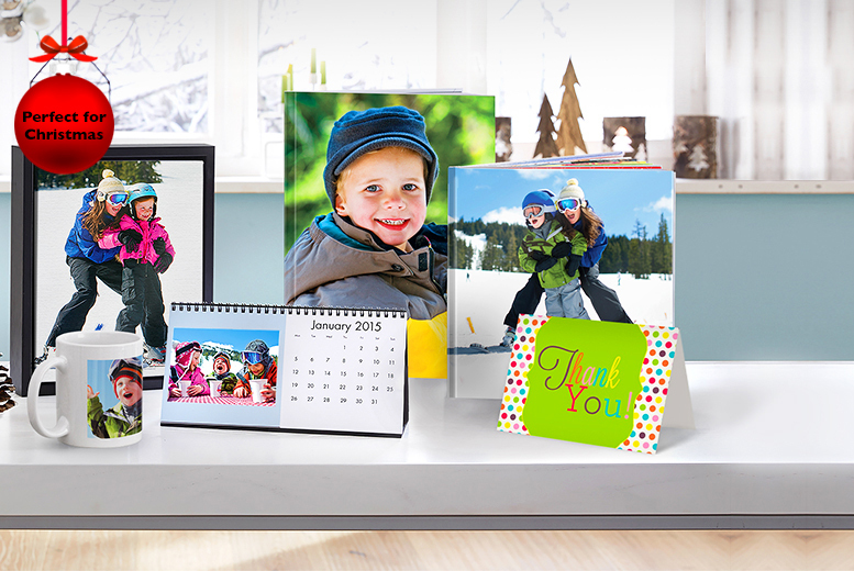 £10 (from Snapfish by HP) for a £30 voucher to spend at Snapfish on calendars, photo albums, prints & more - save 67%