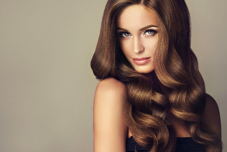 £39 for a Brazilian blow dry from Nina's Hair and Beauty Limited