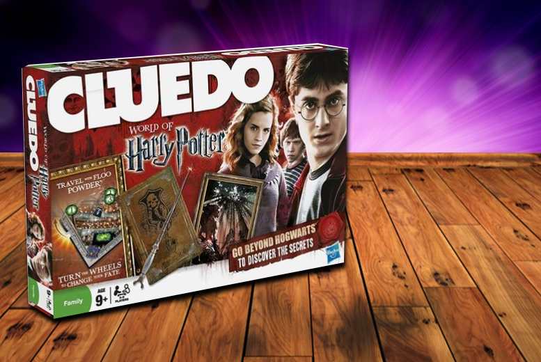 £24 instead of £46 (from Bubble Bedding) for a Harry Potter Cluedo game - save 48%