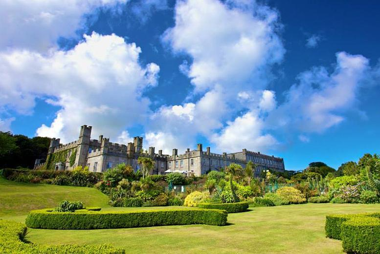 £99 instead of up to £180 (at Tregenna Castle Hotel) for a 2nt stay for 2 in a castle room inc. daily full Cornish breakfast - save up to 45%