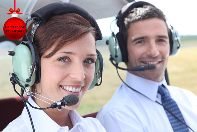 From £71 instead of £95 for a 30-minute flying lesson for 1 person, or from £97 for a 60-minute lesson at Ravenair, Liverpool - save up to 25%