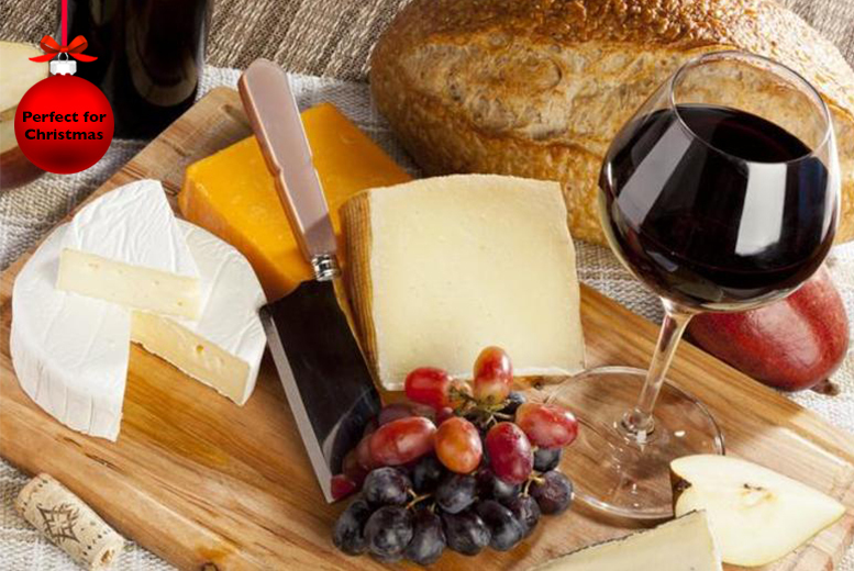 £12 instead of £25.90 for a cheese and wine evening for 2, £22 for 4 people at The Wrens Hotel, Leeds - save up to 54%