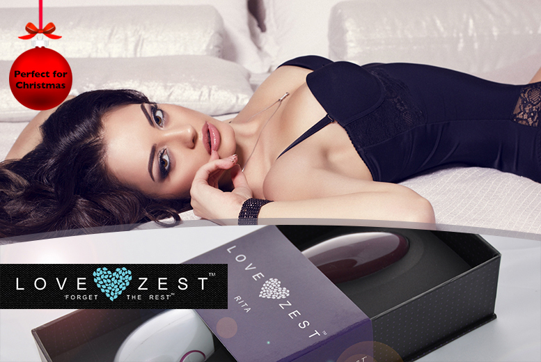 £10 for a £30 voucher to spend at Lovezest.co.uk - be naughty this Christmas and save 67%