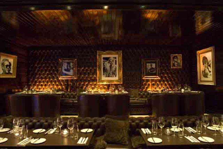 £25 instead of £51 for a 3-course meal for 2 inc. a bottle of wine to share at award-winning bar McQueen, Shoreditch - save 51%
