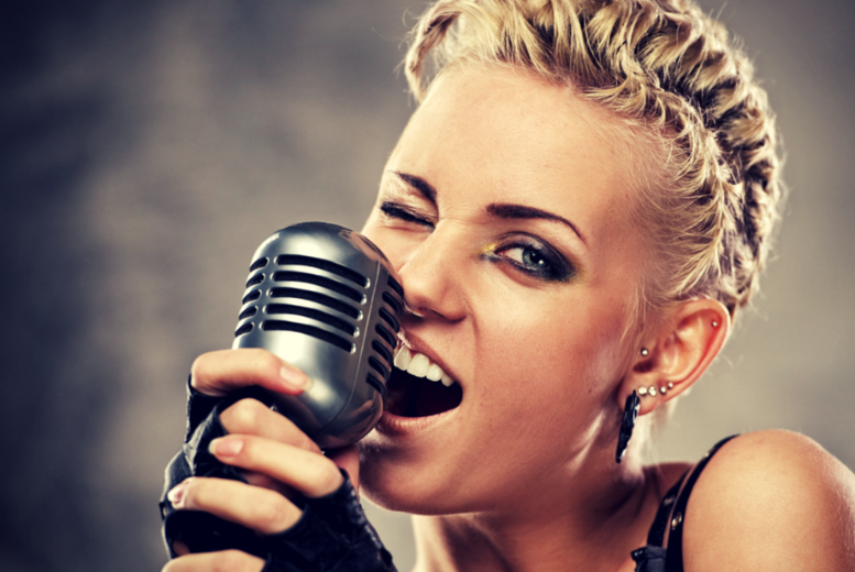 Three One-Hour Singing Lessons